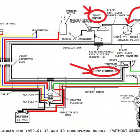 1958 Wiring Harness